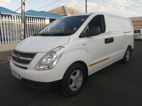 2012 Hyundai H1 Gl 2.4 Cvvt Fc Pv  Gauteng Rosettenville_0