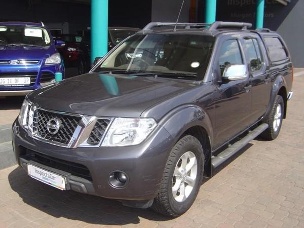 2012 Nissan Navara 2.5 Dci Le Pu Dc  Gauteng Randburg_0