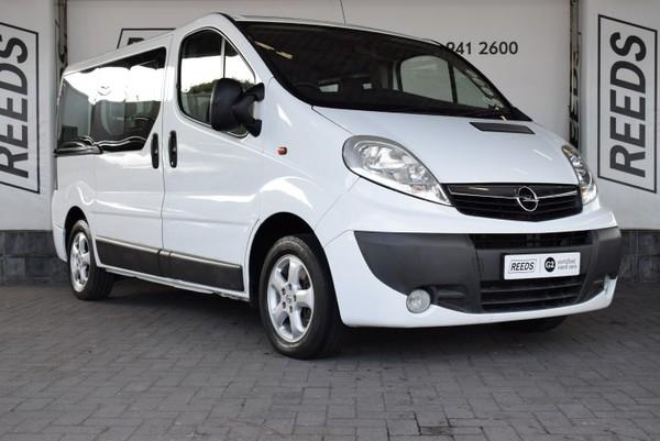 2010 Opel Vivaro 1.9 Cdti Bus  Western Cape Bellville_0
