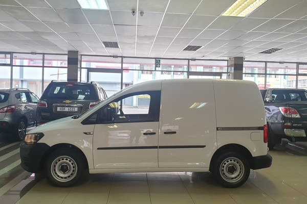 2016 Volkswagen Caddy 1.6i 81KW FC PV Kwazulu Natal Durban_0