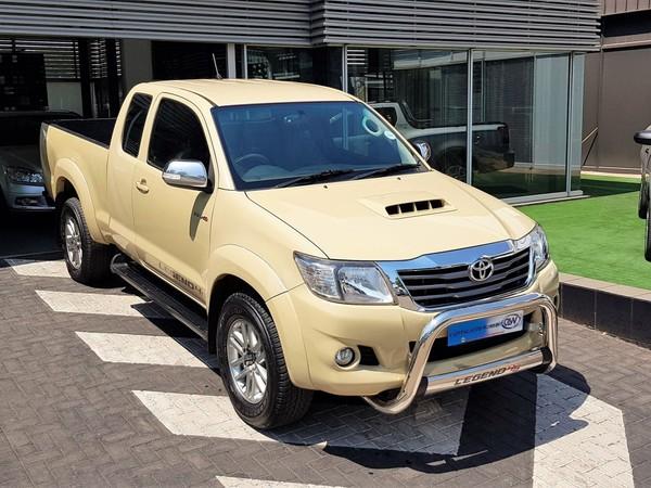 2015 Toyota Hilux 3.0D-4D LEGEND 45 4X4 XTRA CAB PU Gauteng Midrand_0