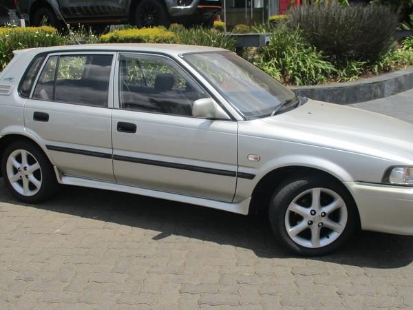 2005 Toyota Tazz 130  Gauteng Johannesburg_0
