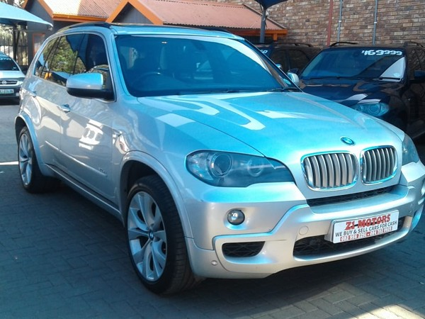 2008 BMW X5 3.0sd M-sport At e70  North West Province Brits_0