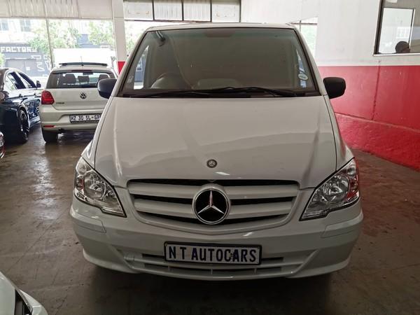 2011 Mercedes-Benz Vito 116 Cdi Fc Pv  Gauteng Johannesburg_0