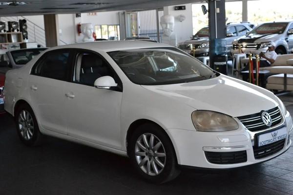 2009 Volkswagen Jetta 2.0 Trendline  Gauteng Johannesburg_0