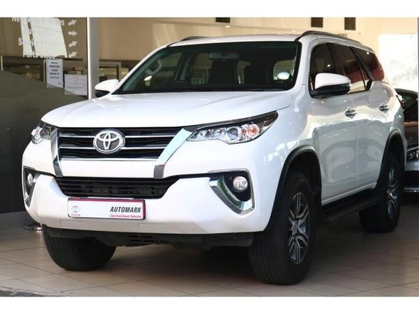 2018 Toyota Fortuner 2.7VVTi RB Auto Gauteng Johannesburg_0