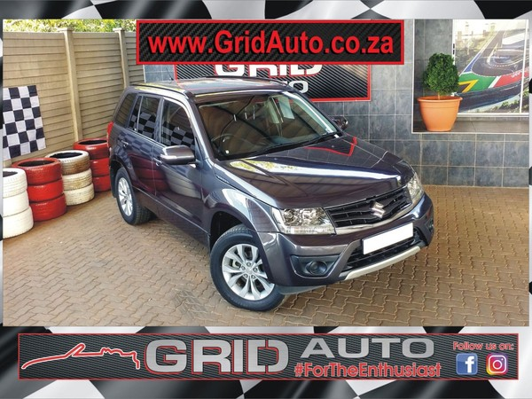 2015 Suzuki Grand Vitara 2.4 Dune  Gauteng Pretoria North_0