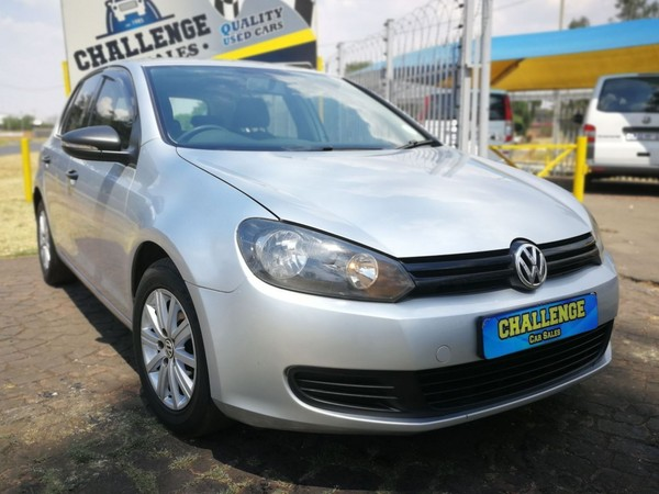 2010 Volkswagen Golf Vi 1.6i Trendline  Gauteng Brakpan_0