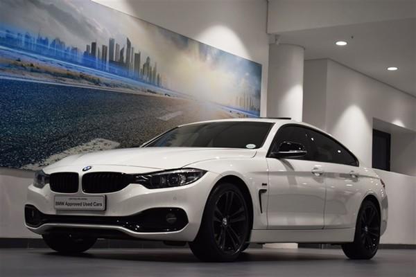 2019 BMW 4 Series 420i Gran Coupe Sport line Auto Kwazulu Natal Umhlanga Rocks_0