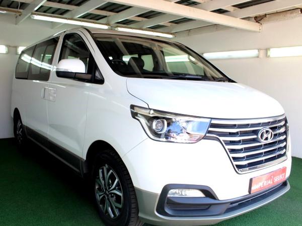 2018 Hyundai H1 2.5 CRDI Wagon Auto Gauteng Boksburg_0