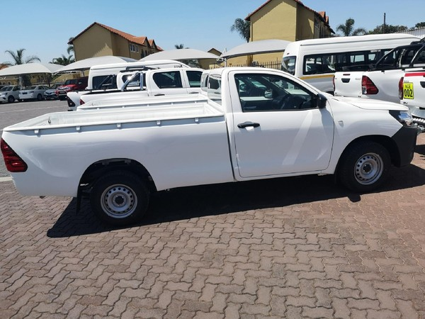 2020 Toyota Hilux 2.0 VVTi AC SC CC Gauteng North Riding_0