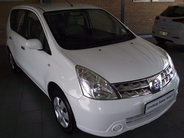 2012 Nissan Livina 1.6 Acenta  Free State Welkom_0