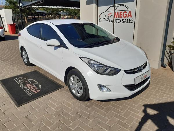 2014 Hyundai Elantra 1.6 Gls  Gauteng Pretoria_0