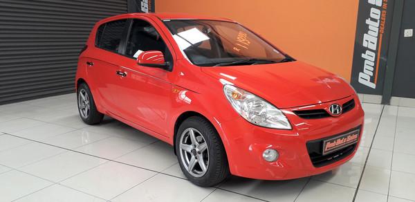 2012 Hyundai i20 1.6  Kwazulu Natal Pietermaritzburg_0