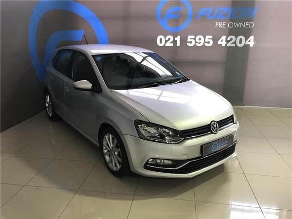 2016 Volkswagen Polo 1.2 TSI Highline DSG 81KW Western Cape Goodwood_0