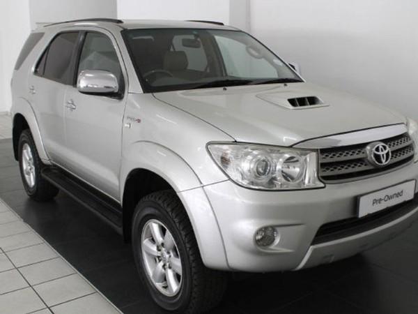 2011 Toyota Fortuner 3.0d-4d Rb 4x4  Gauteng Centurion_0