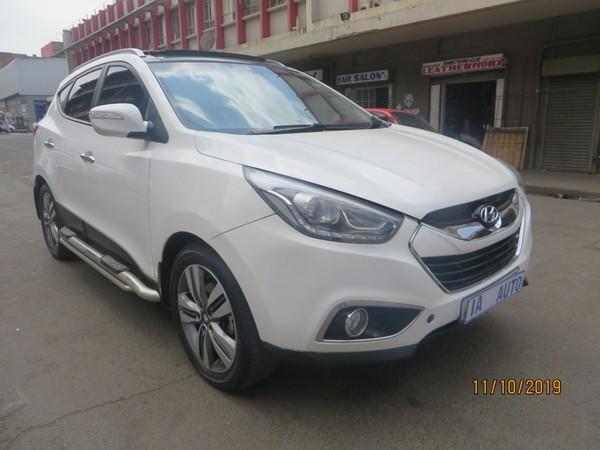 2015 Hyundai iX35 2.0 Gls At  Gauteng Johannesburg_0