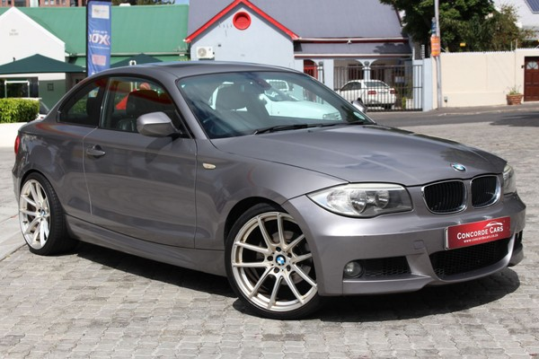 2011 BMW 1 Series 125i Coupe Sport At  Western Cape Cape Town_0