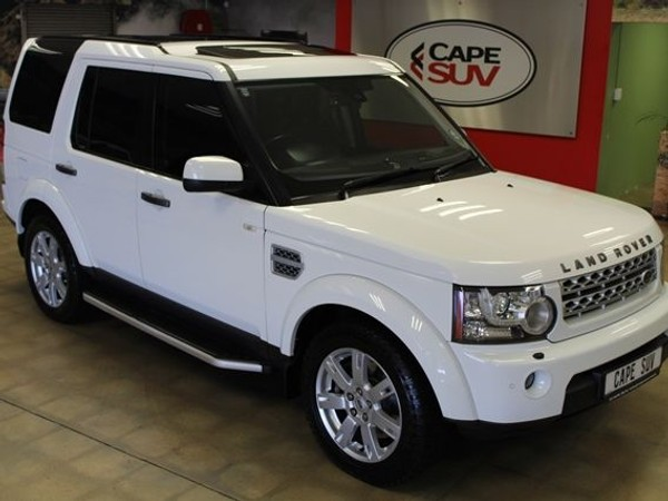 2011 Land Rover Discovery 4 3.0 Tdv6 Se  Western Cape Brackenfell_0