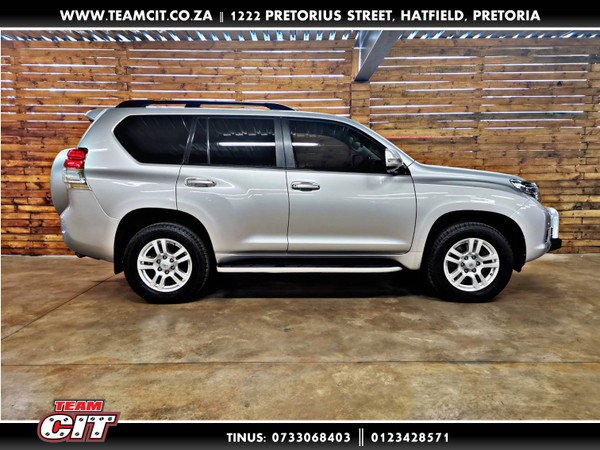 2010 Toyota Prado Vx 4.0 V6 At  Gauteng Pretoria_0