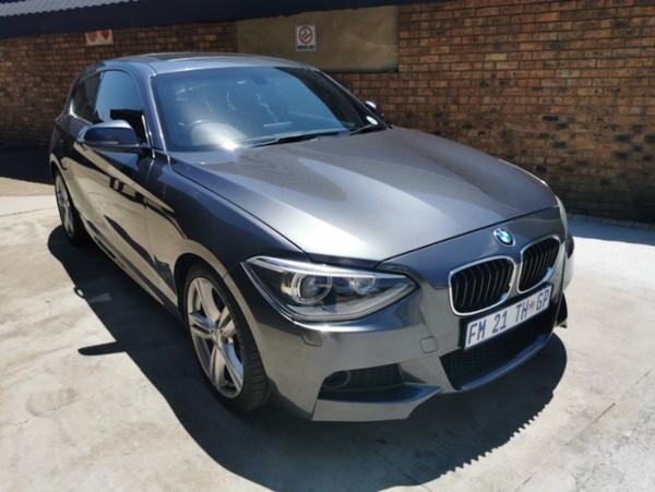 2013 BMW 1 Series 125i M Sport Line 3dr At f21  Gauteng Kempton Park_0