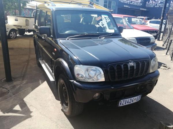 2006 Mahindra Scorpio 2.6 Tdi Glx 4x4  Gauteng Johannesburg_0