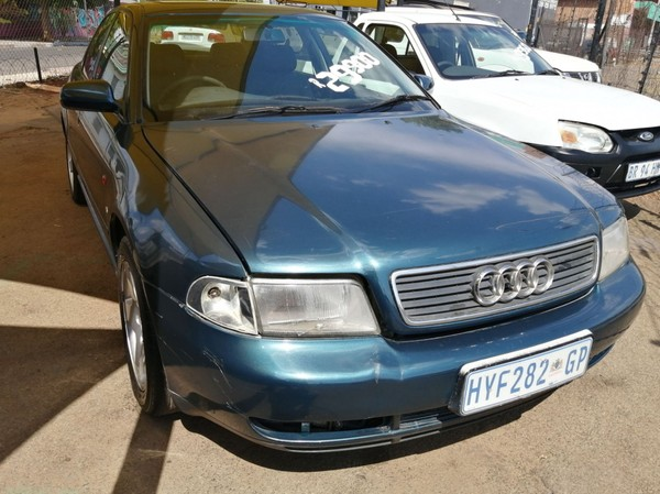 1996 Audi A4 1.8 Executive  Gauteng Johannesburg_0