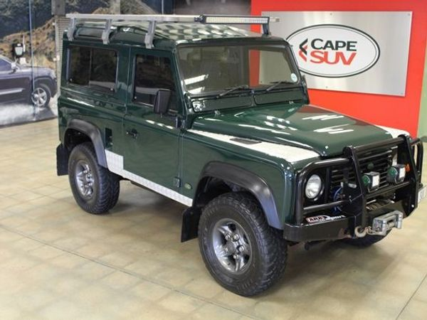 1997 Land Rover Defender V8 Lexus  Western Cape Brackenfell_0