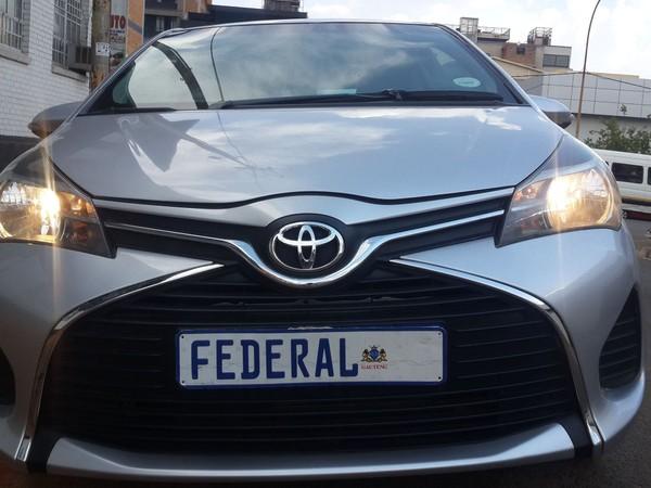 2015 Toyota Yaris Negotiable Gauteng Johannesburg_0