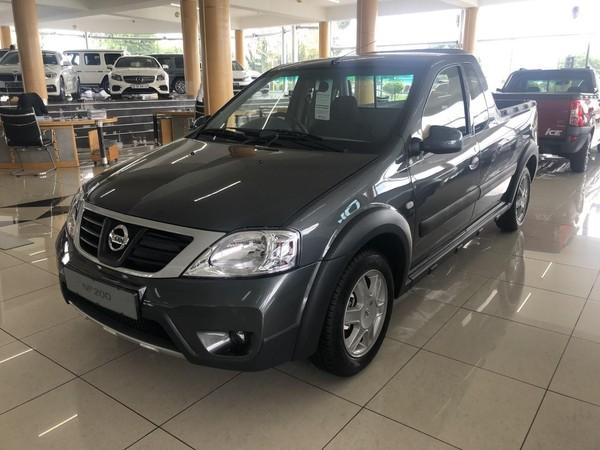 2021 Nissan NP200 1.6 Se Pu Sc  Gauteng Johannesburg_0