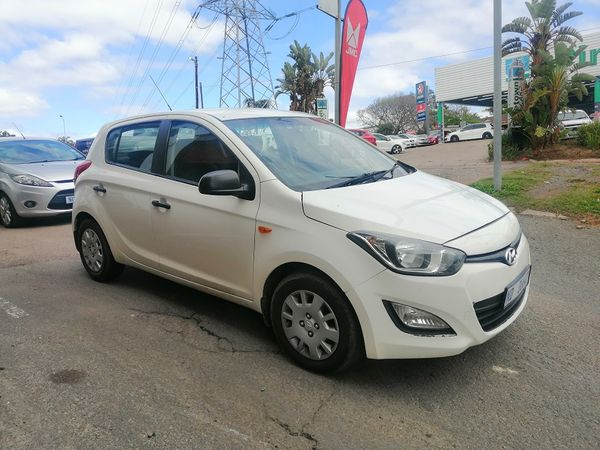 2013 Hyundai i20 1.2 Motion  Kwazulu Natal Pinetown_0