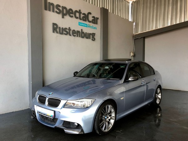 2010 BMW 3 Series 335i Sport At e90  North West Province Rustenburg_0