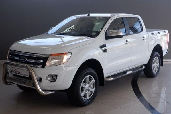 2015 Ford Ranger 3.2tdci Xlt 4x4 Pu Dc  Western Cape Somerset West_0