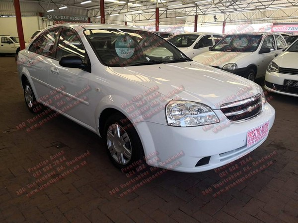 2012 Chevrolet Optra 1.6 L  Western Cape Goodwood_0