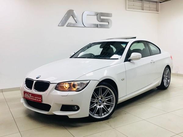 2014 BMW 3 Series 320i COUPE MSPORT AUTO E92 SUNROOF XENONS Gauteng Benoni_0