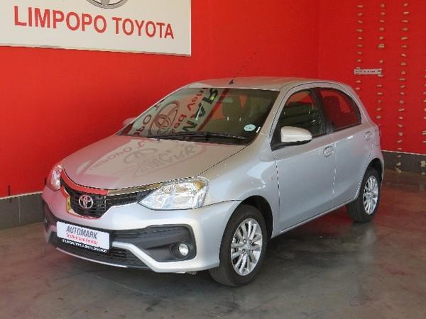 2019 Toyota Etios 1.5 Xs 5dr  Limpopo Polokwane_0