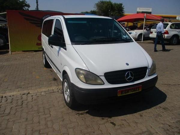 2005 Mercedes-Benz Vito 115 2.2 Cdi Crew Bus  Gauteng North Riding_0