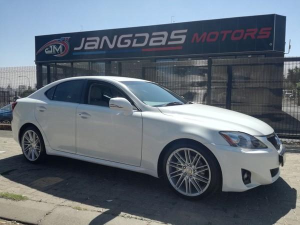 2012 Lexus IS 250 Ex At  Gauteng Johannesburg_0