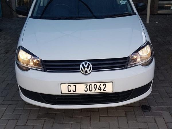 2015 Volkswagen Polo Vivo GP 1.4 Conceptline 5-Door Western Cape Paarl_0