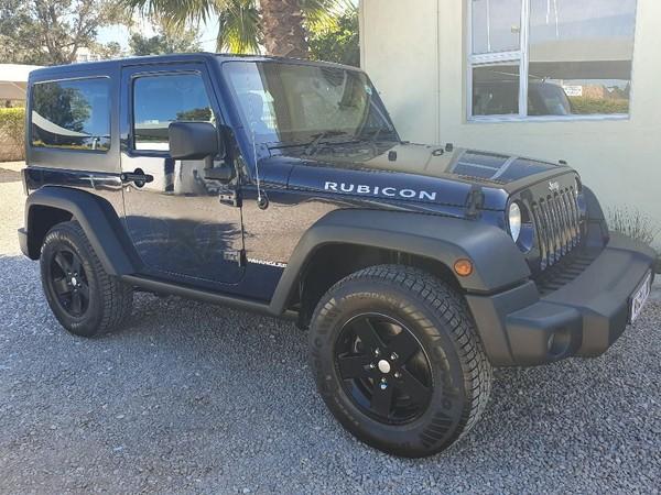 2013 Jeep Wrangler Rubicon 3.6l V6 2 Door Manual Western Cape Worcester_0