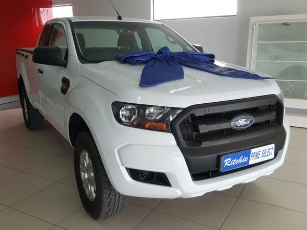 2017 Ford Ranger 2.2TDCi XL Auto Bakkiie SUPCAB Mpumalanga Standerton_0