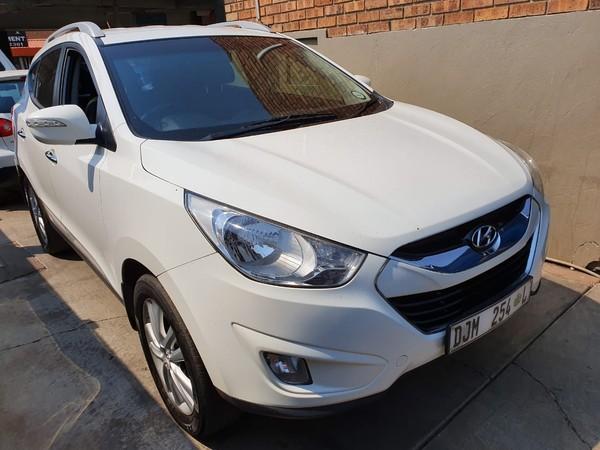 2013 Hyundai iX35 R2.0 Crdi Gls  Limpopo Polokwane_0
