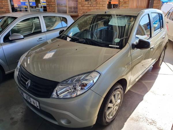 2013 Renault Sandero 1.4 Ambiance  Limpopo Polokwane_0