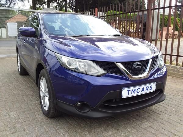 2016 Nissan Qashqai 2.0 Acenta Cvt  Gauteng Bramley_0