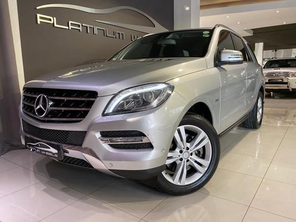 2012 Mercedes-Benz M-Class Ml 350 Be  Gauteng Four Ways_0