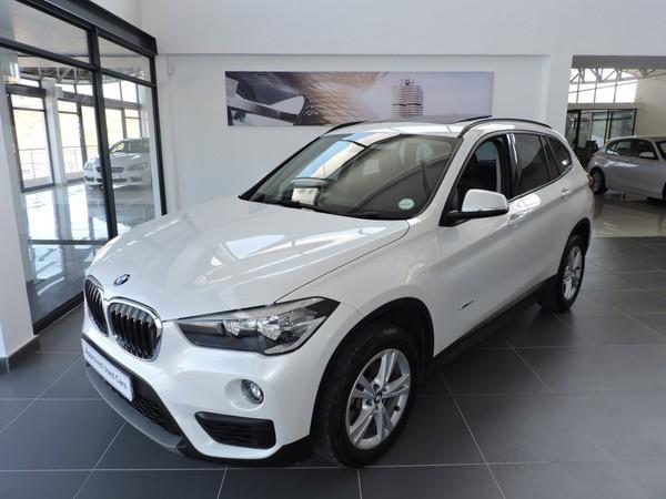 2017 BMW X1 sDrive 18i  Western Cape Somerset West_0