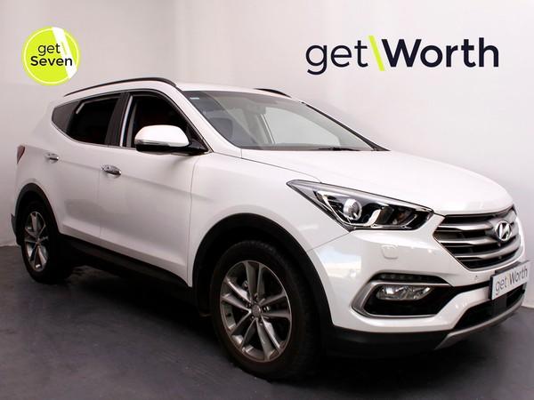 2016 Hyundai Santa Fe R2.2 Elite Auto Western Cape Milnerton_0