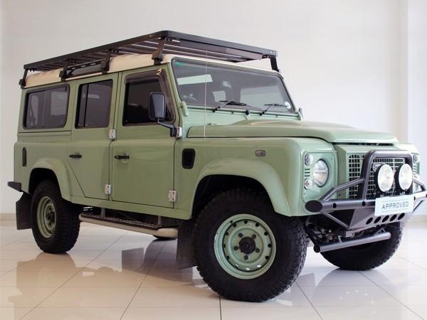 2015 Land Rover Defender 110 2.2D SW Heritage Western Cape Goodwood_0