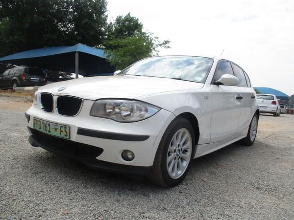 2006 BMW 1 Series 118i e87  Gauteng Roodepoort_0