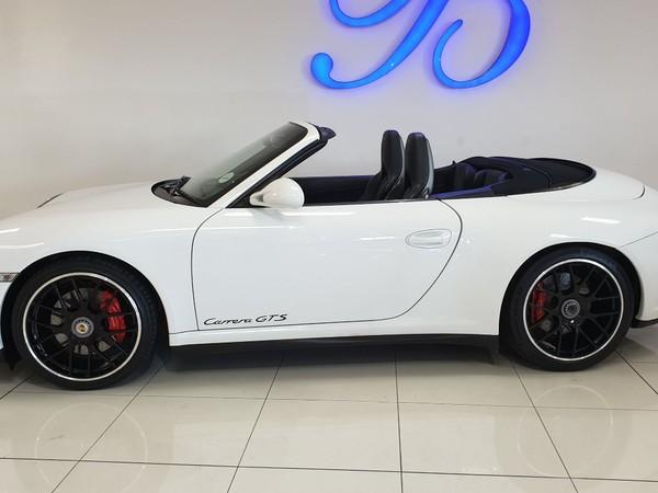 2012 Porsche 911 Gts Cabriolet Pdk  Western Cape Cape Town_0